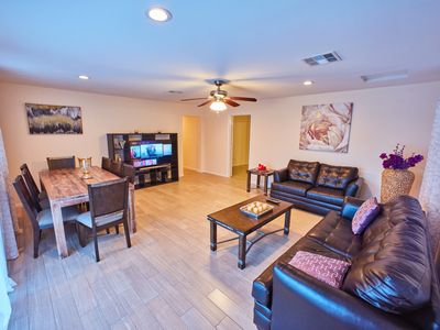Photo for BEAUTIFUL 3 BEDROOM HOUSE IN LAS VEGAS