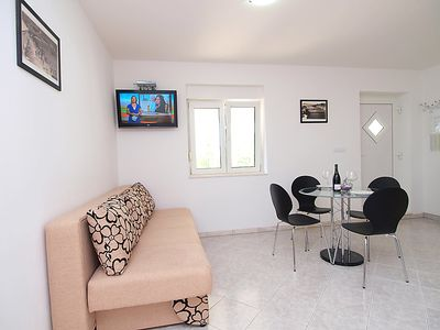 Photo for Apartment Bubalo in Omiš - 2 persons, 1 bedrooms