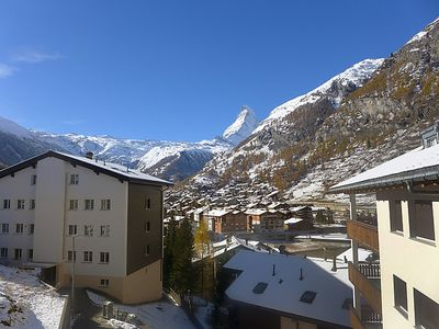 Photo for Apartment Viscaria in Zermatt - 2 persons, 1 bedrooms