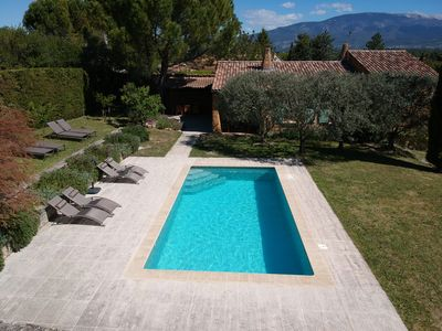 Photo for Charming villa, heated swimming pool, 4 to 8 persons