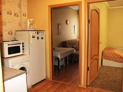 Photo for Comfortable apartment  -  budget option.