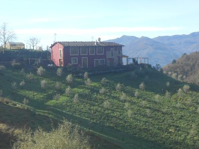 Photo for Luxury Farmhouse with heated Pool, WiFi and Stunning Tuscan Views
