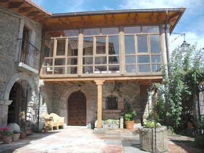 Photo for Rural house (full rental) Hospital del Caminante for 8 people