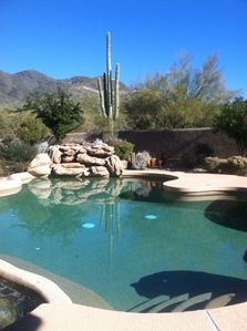 Photo for Beautiful Private Home.Majestic View of Black Mountain!5 mins from the Boulders!