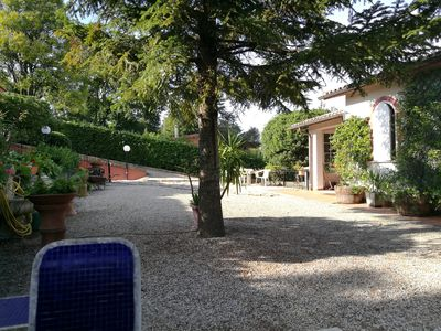 Photo for Rome in villa with garden