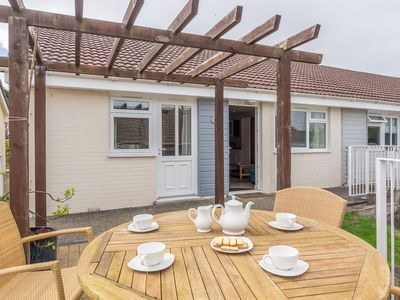 Photo for Single storey two bedroom cottage with open plan kitchen and living area
