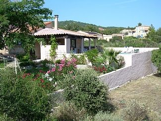 Villa with private pool in Minervois