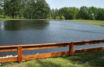 STOCKED FISHING POND CATCH & RELEASE