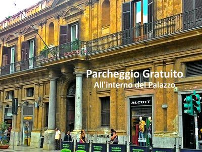Photo for Studio with view of the Teatro Massimo | Parking inside the building
