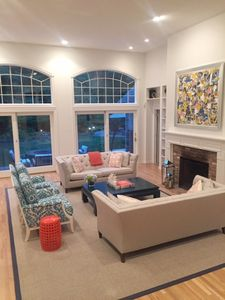 Photo for Luxurious East Hampton New Renovation, 5 Minutes to Village, 4br/6ba, Sleeps 8