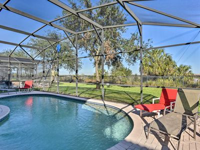 Photo for Disney Villa w/Pool & Firework View - 2 Mi to Park