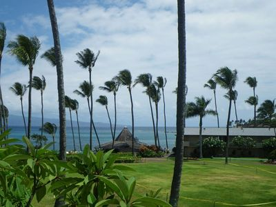 Photo for Enjoy the Fall with great rates and ocean views - Napili Shores H-167 -  Steps to Napili Bay