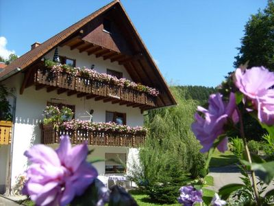 Photo for Holiday apartment Oberharmersbach for 1 - 4 persons with 2 bedrooms - Holiday apartment