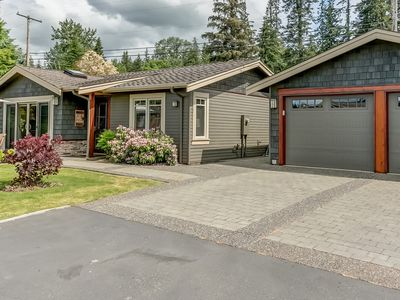Photo for Cozy 2 Bedroom Cottage in Quiet Setting near Lake Whatcom 2617 North Shore Rd.