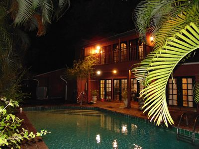 Photo for Tropical Secluded Paradise with Heated Pool Near Hard Rock Stadium and Beaches.