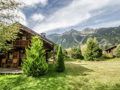 Photo for Quaint Chalet in Chamonix with Valley nearby