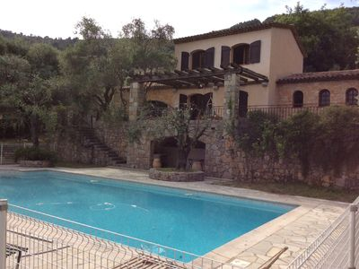 Photo for terraced villa of 7000metres swimming pool