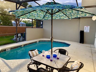 Photo for Four Bedroom Home Close to Disney w/ Pool 1200