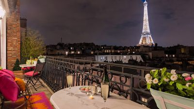 Photo for SALE!  A Dream-Come-True With Breath-taking Eiffel & Paris Views + Terrace