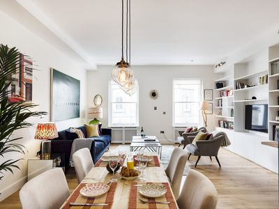 Photo for The Sophisticated Finborough Road Maisonette - MLM