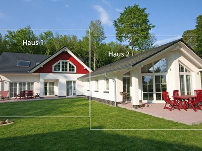 Photo for Strandhus Sellin F 535 house 2 with terrace + sauna - SH2