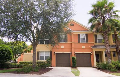 Photo for Modern clean child-friendly Townhouse on golf course- WaterPark/Golf available