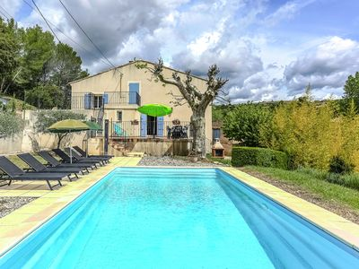 Photo for Beautiful house located in the heart of a vineyard