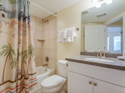 Photo for Luxury Gated Condo with Pool & Just Steps to the Beach.