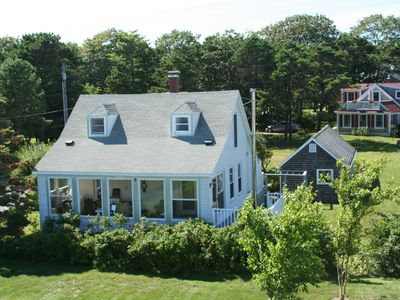 Photo for Charming Cottage With Ocean Views in Biddeford Pool.  200 Yards to 2 Mile Beach