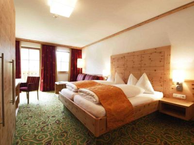 "Photo for Double room ""Alpenklang"" - Hotel-Berggasthaus Alpenklang"