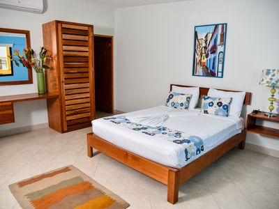 Photo for Hotel AKumal, Blue Triple Room