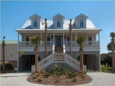 Photo for 7 Bedrooms/5.5 Baths! Gorgeous Oceanviews, Cozy Fireplace;  Perfect!