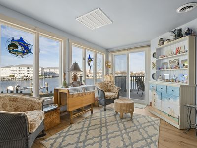 Photo for Marlin Manor - a fabulous Waterfront Vacation Home overlooking Bahia Marina in t