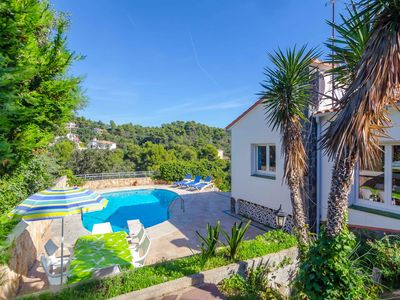 Photo for Club Villamar - Charming villa with private pool in the picturesque town of Tossa de Mar on the C...