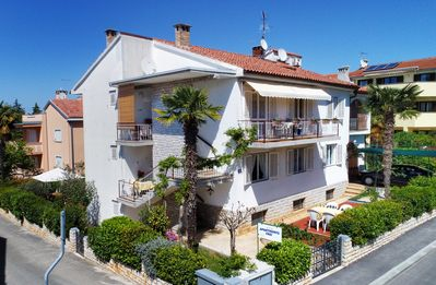Photo for Holiday apartment with garden terrace