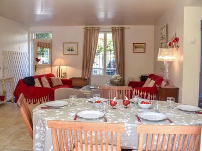 Photo for Vacation home Manouèlà in Deauville-Trouville - 6 persons, 4 bedrooms