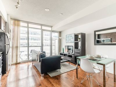 Photo for 1BR Suite - Perfect Location