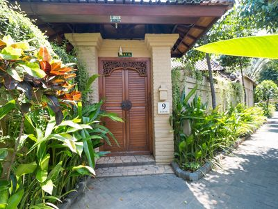 Photo for Great Location in Seminyak, 3 Bedroom Villa with Swimming Pool