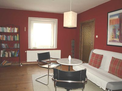 Photo for Quiet apartment in the countryside - Apartment in Landhaus Kranichwiese in Wendhof