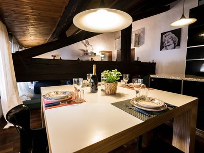 Photo for Bright Apartments Verona - Borsari Historical Chalet