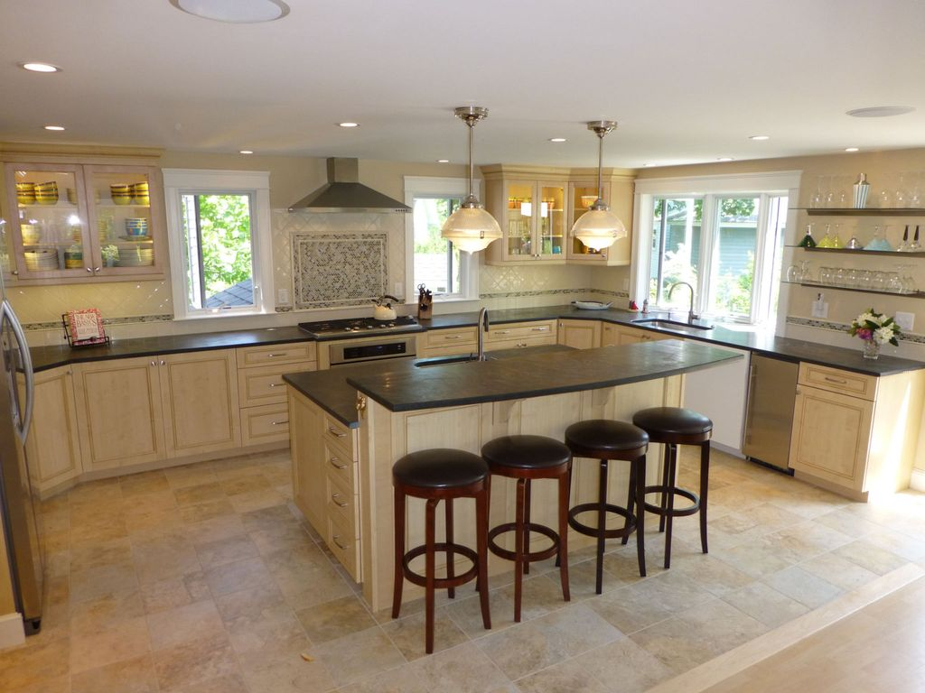 Gourmet Kitchen Large Beach Home Huge Gourmet Kitchen Homeaway Biddeford Pool