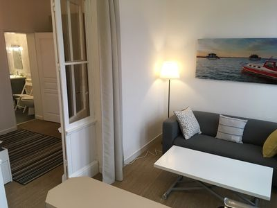 Photo for Charming single-storey T2 in the heart of Arcachon