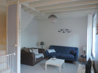 """Photo for """"Between Land and Sea"""" cottage for 4 people 3 km from Etretat"""