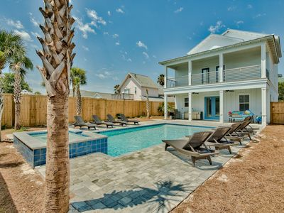 Photo for Free Fun Activities | Family Fun - Private Pool | Game Room | Walk to Beach
