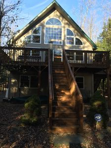 Photo for 4BR Chalet Vacation Rental in Blakeslee, Pennsylvania