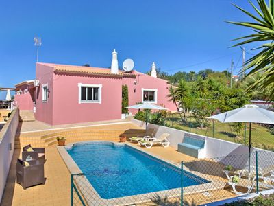 Photo for Casa Dos Avos is a quaint, traditional villa which has been recently renovated to create a lovely ba