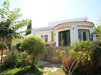 Photo for Newly renovated townhouse with nice community pool in Denia