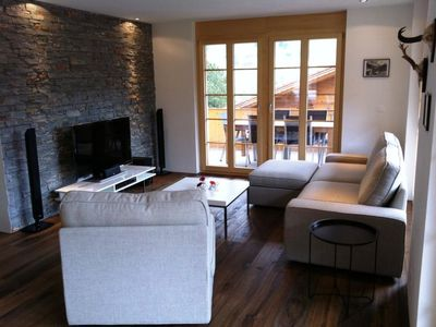 Photo for Apartment Mühleport 1 in Adelboden - 5 persons, 2 bedrooms