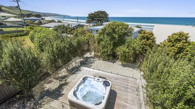 Photo for Achilles' - Ocean views with outdoor hot tub