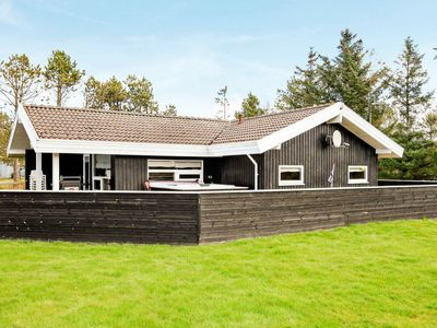 Photo for Luxurious Holiday Home in Saltum with Roofed Terrace